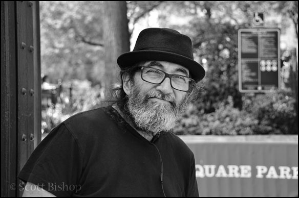 Da' Man of Union Square Park