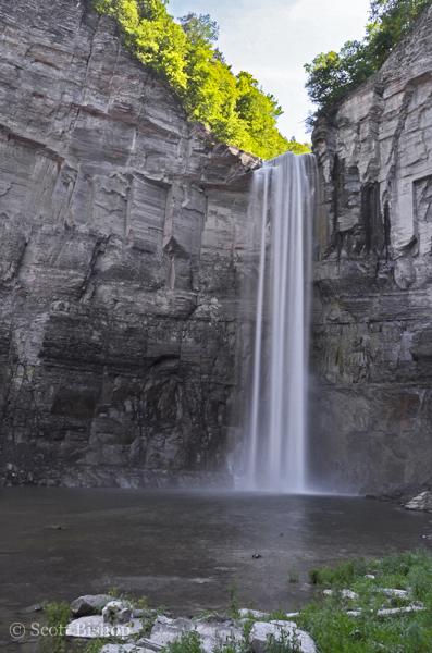 Taughonnock Falls